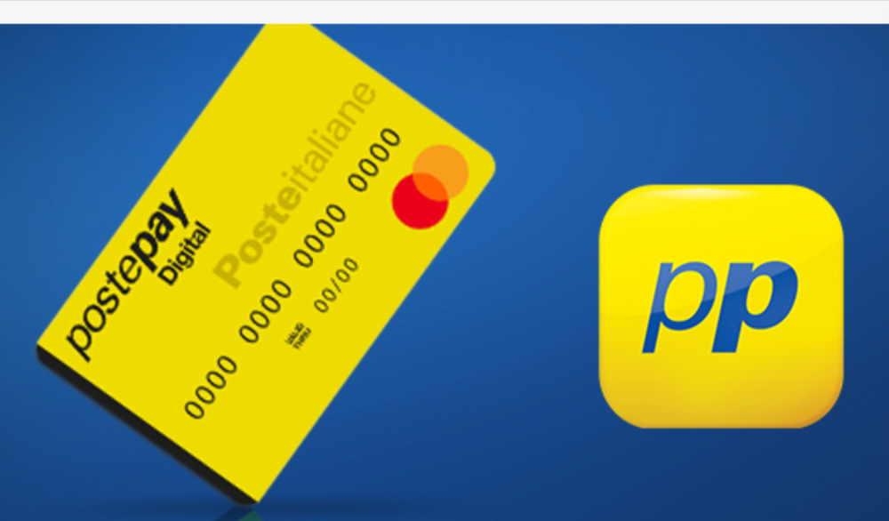Comprare online con PostePay